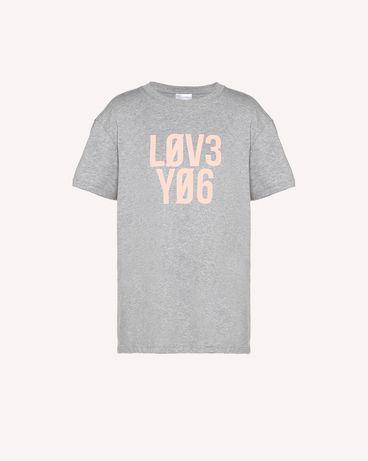 REDValentino RR3MG10EMGV 080 T-Shirt Woman a