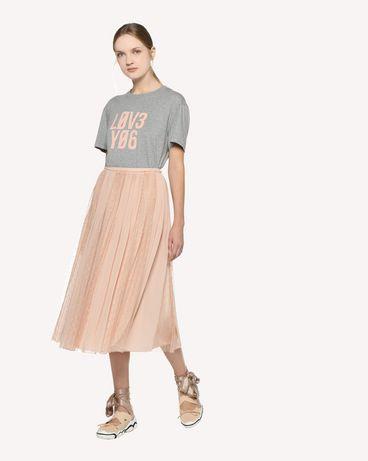 REDValentino RR3MG10EMGV 080 T-Shirt Woman d