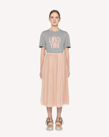 REDValentino RR3MG10EMGV 080 T-Shirt Woman f