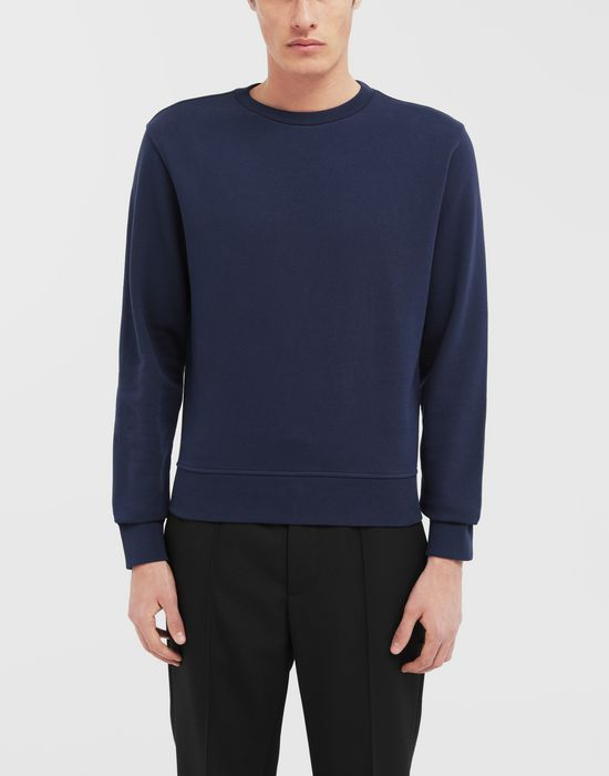 MAISON MARGIELA Décortiqué elbow patch sweatshirt Sweatshirt [*** pickupInStoreShippingNotGuaranteed_info ***] r