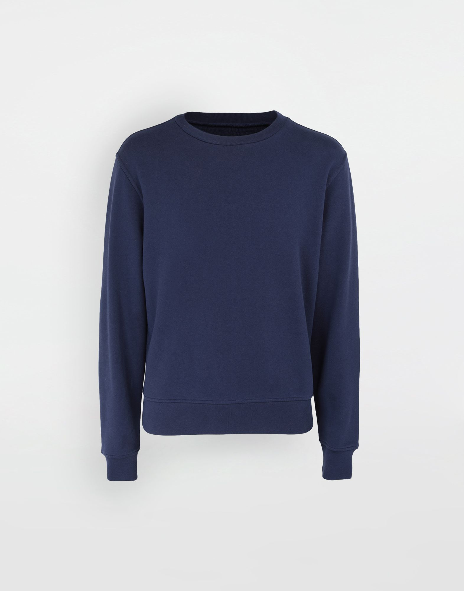 MAISON MARGIELA Décortiqué elbow patch sweatshirt Sweatshirt Man f