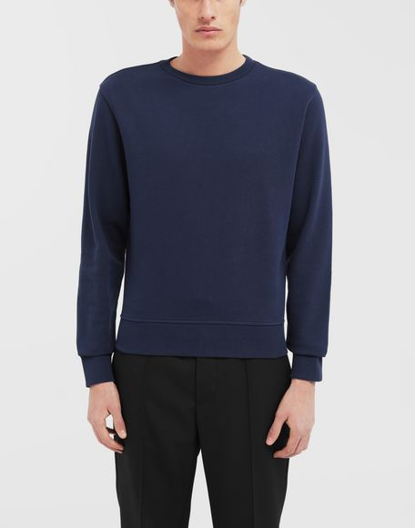 MAISON MARGIELA Décortiqué elbow patch sweatshirt Sweatshirt Man r