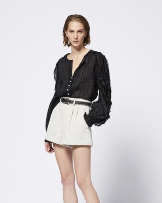 ISABEL MARANT TOP Woman ROMNEY top r