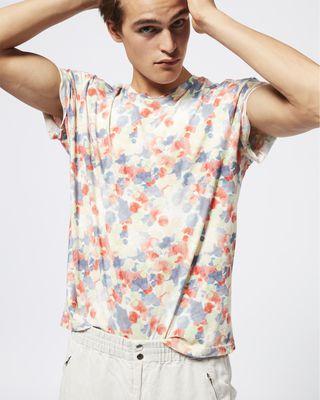 ISABEL MARANT T-SHIRT Man PAYTON T-shirt r