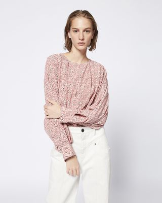 ISABEL MARANT TOP Woman AMBA top r