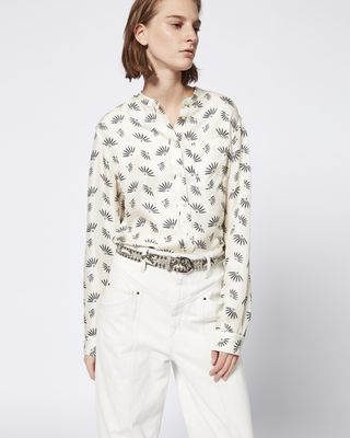 ISABEL MARANT SHIRT & BLOUSE Woman USAK shirt r
