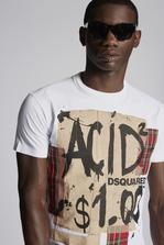 DSQUARED2 Acid T-Shirt Short sleeve t-shirt Man