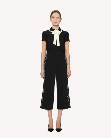 REDValentino Shirt Woman RR3AA0U748P 0NA f
