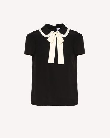 REDValentino RR3AA0U748P 0NA Shirt Woman a