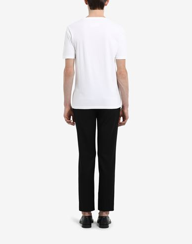 TOPS Classic cotton T-shirt White