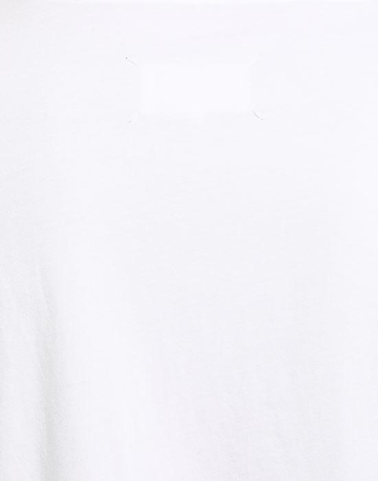 MAISON MARGIELA クラシック コットン Tシャツ T シャツ [*** pickupInStoreShippingNotGuaranteed_info ***] b