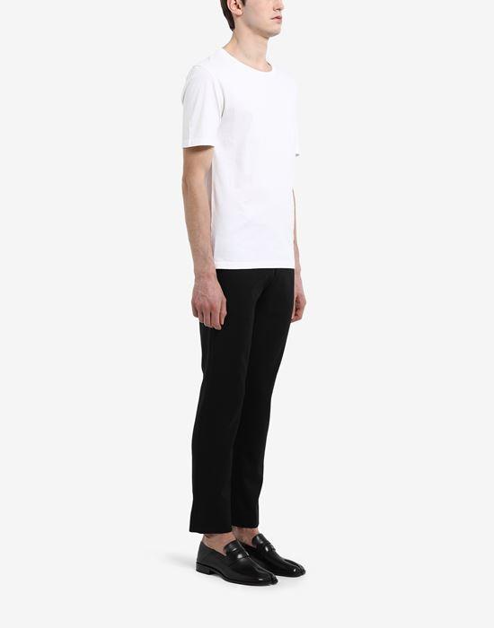 MAISON MARGIELA クラシック コットン Tシャツ T シャツ [*** pickupInStoreShippingNotGuaranteed_info ***] d