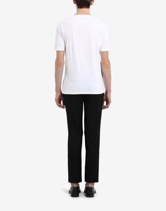 MAISON MARGIELA クラシック コットン Tシャツ T シャツ [*** pickupInStoreShippingNotGuaranteed_info ***] e