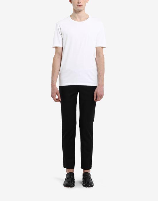 MAISON MARGIELA クラシック コットン Tシャツ T シャツ [*** pickupInStoreShippingNotGuaranteed_info ***] r