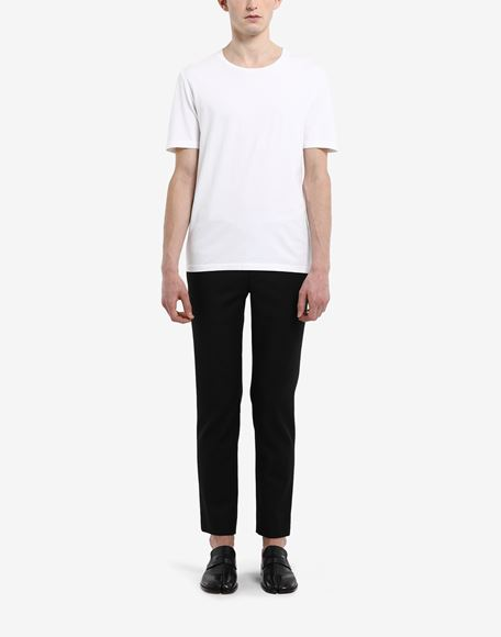 MAISON MARGIELA Classic cotton T-shirt Short sleeve t-shirt Man r