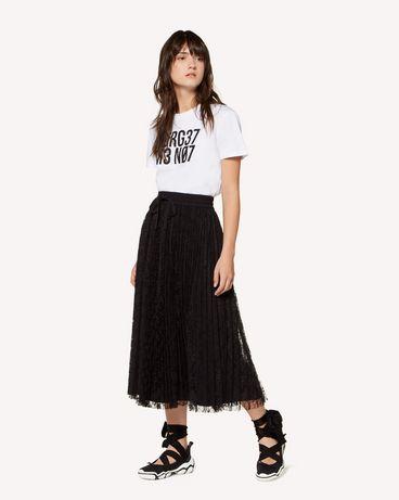 REDValentino RR3MG10FMGV 001 T-Shirt Woman d