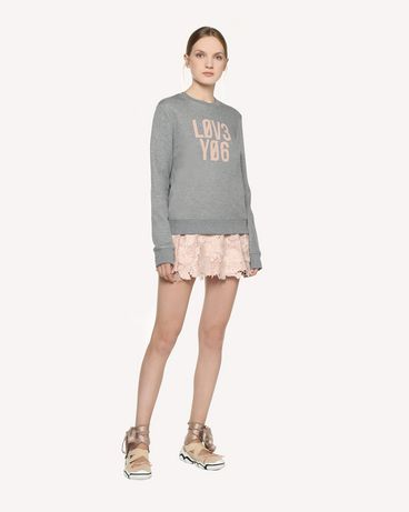 REDValentino RR3MF06TITZ 080 Sweatshirt Woman d