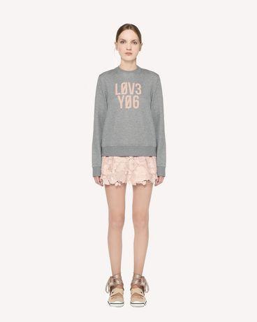 REDValentino RR3MF06TITZ 080 Sweatshirt Woman f