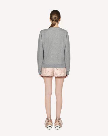 REDValentino RR3MF06TITZ 080 Sweatshirt Woman r