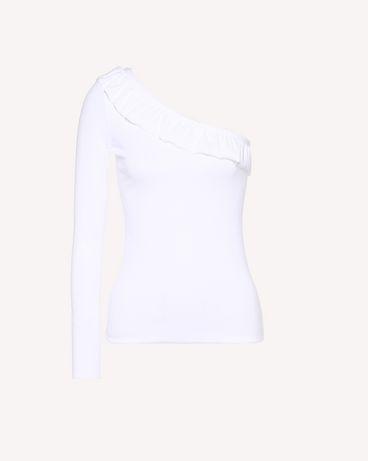 REDValentino RR3MG01CJZV 001 T-Shirt Woman a