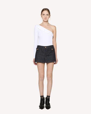 REDValentino RR3MG01CJZV 001 T-Shirt Woman f