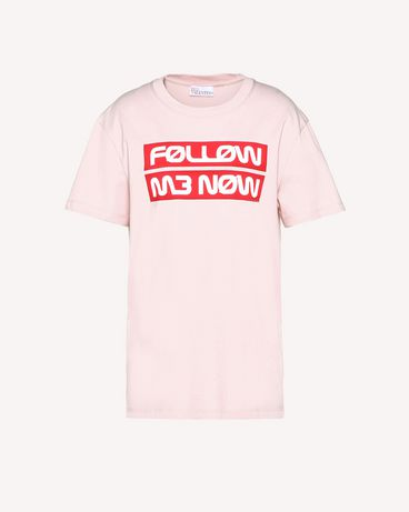 REDValentino RR3MG00AEKN 377 T-Shirt Woman a