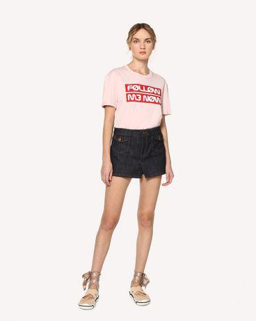 REDValentino RR3MG00AEKN 377 T-Shirt Woman d