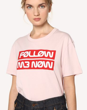 REDValentino RR3MG00AEKN 377 Tシャツ レディース e