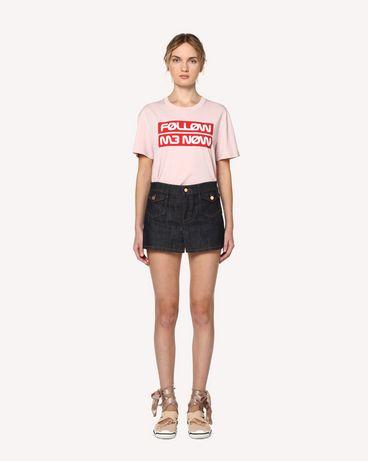 REDValentino RR3MG00AEKN 377 T-Shirt Woman f