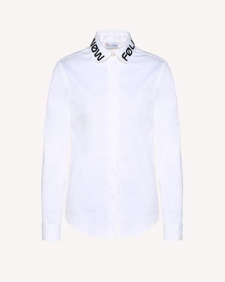 REDValentino Shirt Woman RR3ABA150ES 001 a