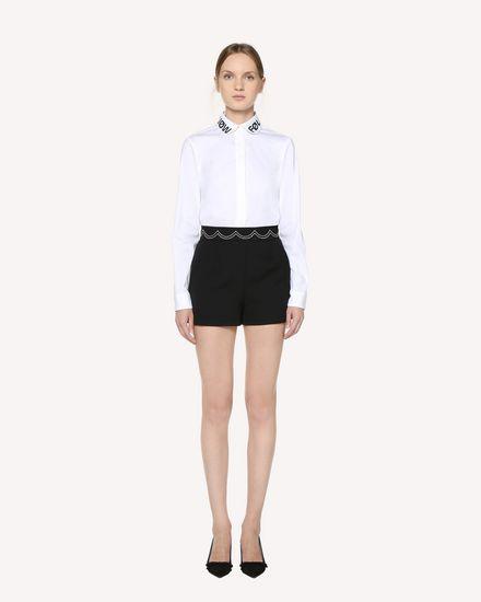 REDValentino Shirt Woman RR3ABA150ES 001 f