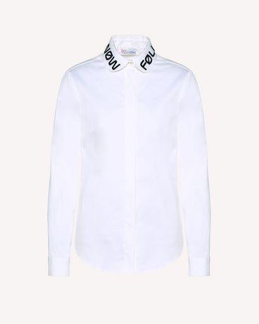 REDValentino RR3ABA150ES 001 Shirt Woman a