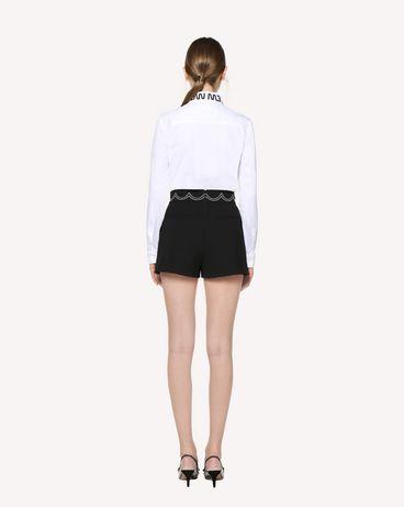 REDValentino RR3ABA150ES 001 Рубашка Для Женщин r