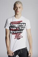 DSQUARED2 Punk'n'Roll T-Shirt Short sleeve t-shirt Man