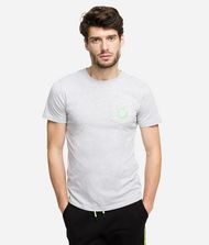 KARL LAGERFELD T-shirt Man K/Neon Logo Pocket T-Shirt f