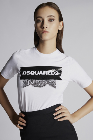 DSQUARED2 Short sleeve t-shirt [*** pickupInStoreShipping_info ***] S72FZ0066STN878961 m