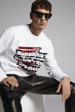 DSQUARED2 Punk'n'Roll Brothers Sweatshirt Sweatshirt Man