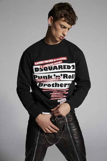 DSQUARED2 Sweatshirt [*** pickupInStoreShippingNotGuaranteed_info ***] S71GU0283S25030303 m