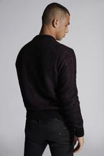 DSQUARED2 Punk Pullover Джемпер Для Мужчин