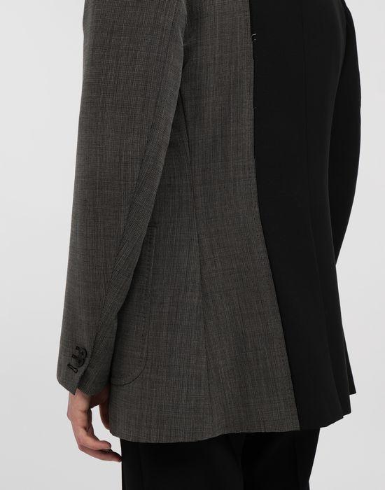 MAISON MARGIELA Spliced wool jacket Blazer [*** pickupInStoreShippingNotGuaranteed_info ***] b