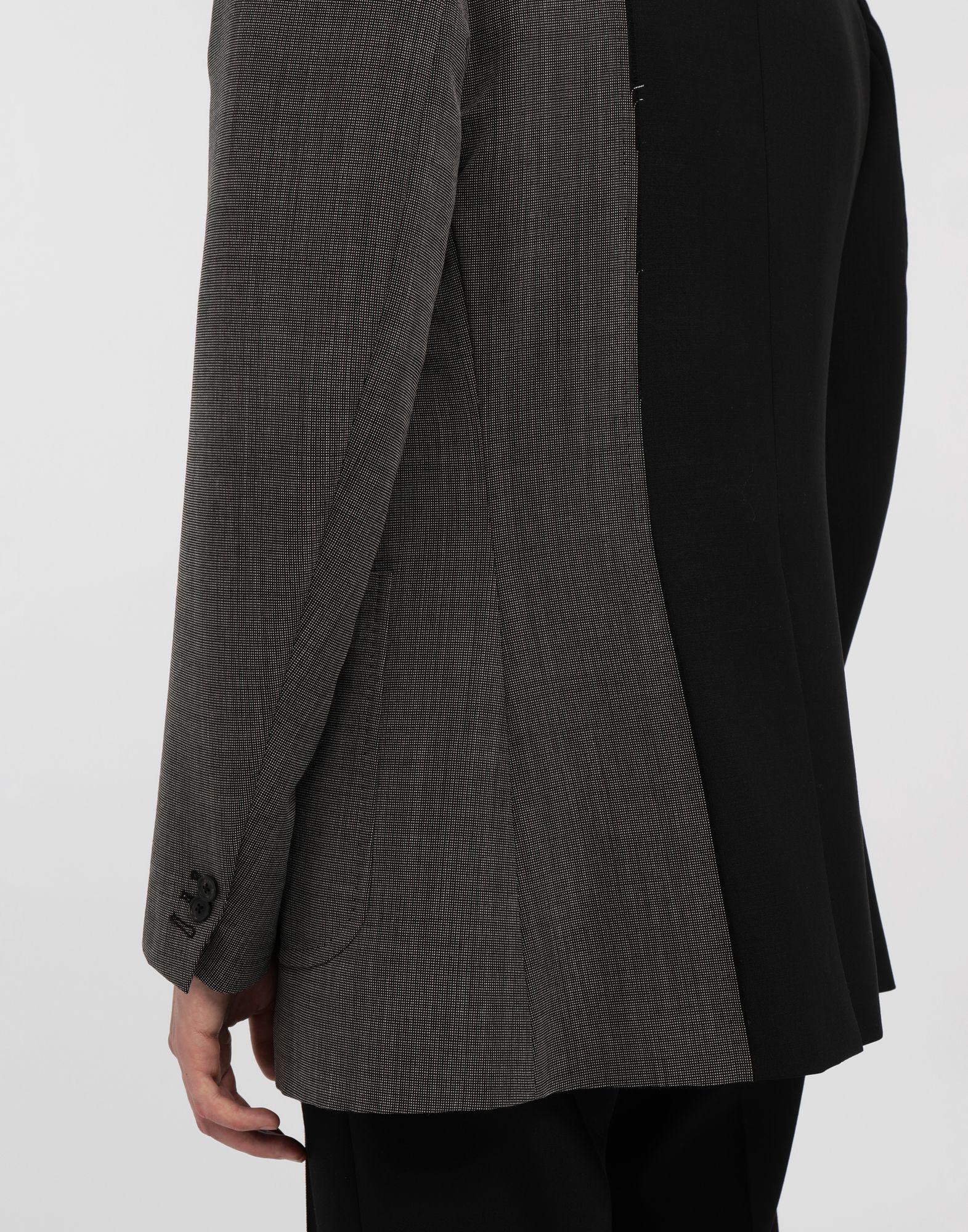 MAISON MARGIELA Spliced wool jacket Blazer Man b