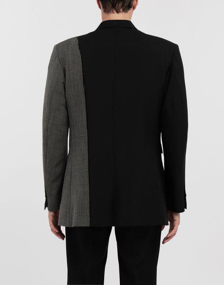 MAISON MARGIELA Spliced wool jacket Blazer Man e