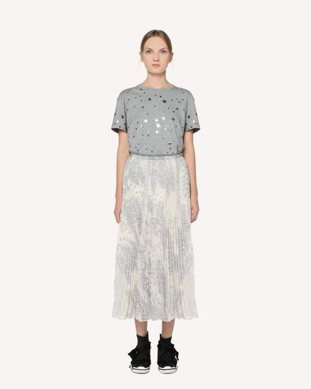 REDValentino T-Shirt Woman RR3MG00EZJC 080 f