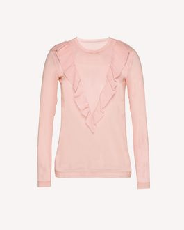 REDValentino Top Woman RR0AEA80UWZ 0NO a