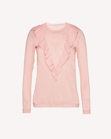 REDValentino Рубашка Для Женщин RR3ABA002ES R13 a