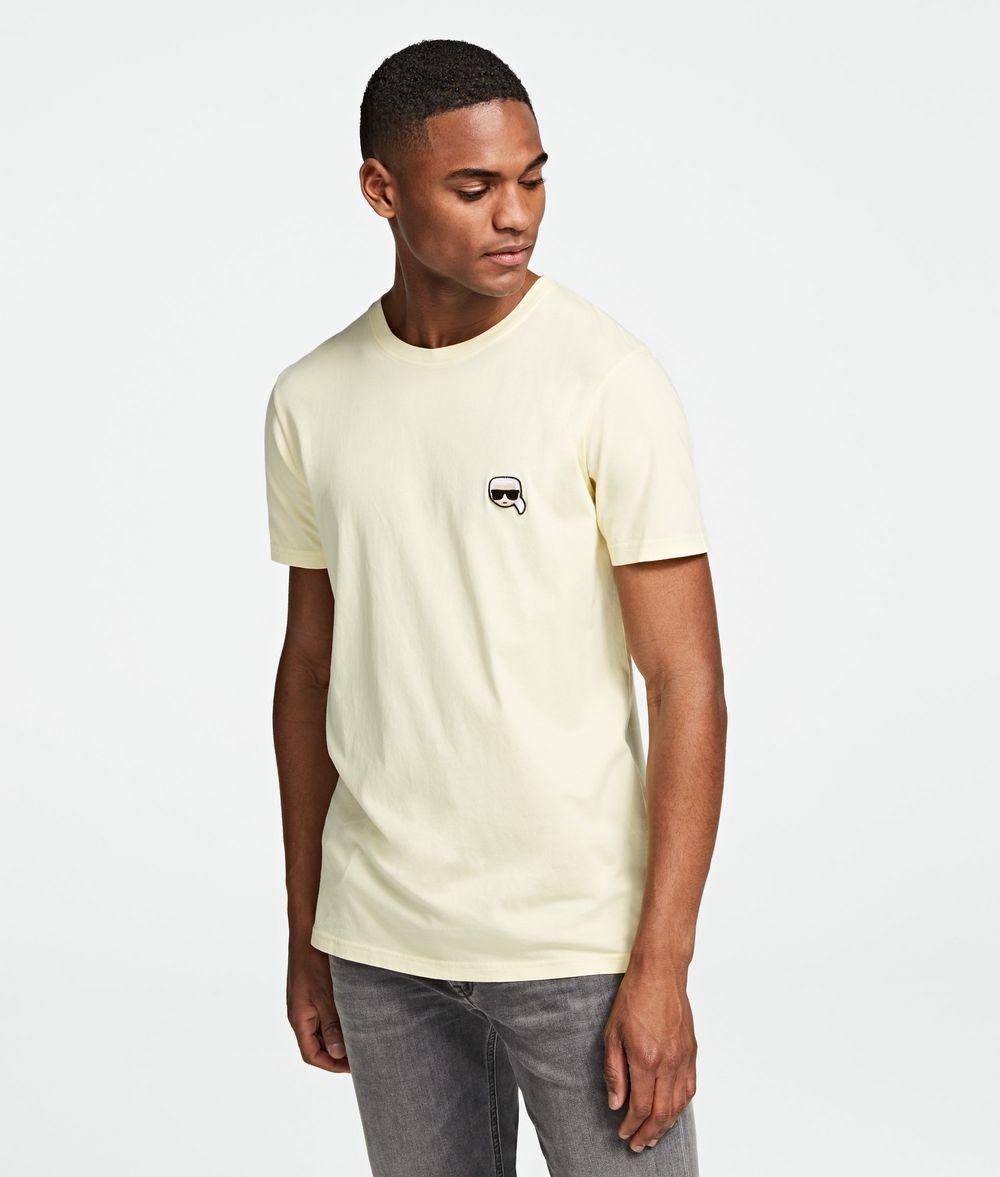KARL LAGERFELD K/Ikonik Patch T-Shirt T-shirt Man f