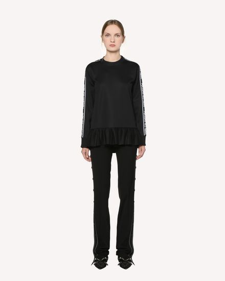 REDValentino Sweatshirt Woman RR3MF00LZID 0NO f