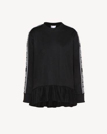 REDValentino RR3MF00LZID 0NO Sweatshirt Woman a