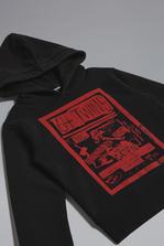 DSQUARED2 64 Twins Hooded Sweatshirt Толстовка Для Мужчин