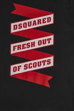 DSQUARED2 Dsquared Fresh Out Of Scouts T-Shirt Short sleeve t-shirt Man
